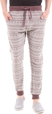 Shuffle Regular Fit Women's Maroon Trousers