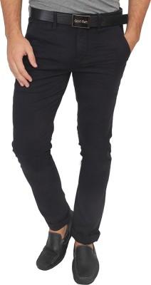 Calvin Klein Slim Fit Men's Blue Trousers