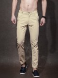 Roadster Regular Fit Men's Beige Trouser...