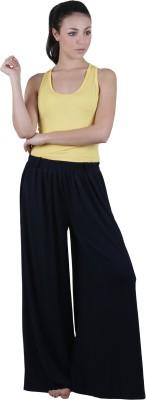 Vixenwrap Regular Fit Women's Blue Trousers