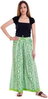 Kiran Udyog Printed Cotton Women's Harem Pants