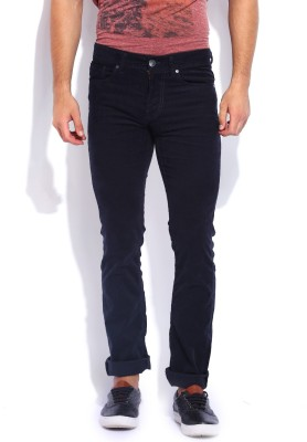 Killer Slim Fit Men,s Dark Blue Trousers