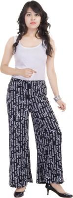SANA FAB Regular Fit Women's White Trousers