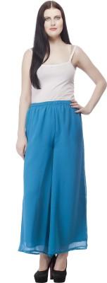 Selfie Regular Fit Women's Blue Trousers