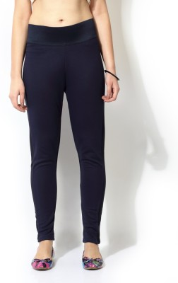 Akkriti by Pantaloons Regular Fit Women's Blue Trousers at flipkart