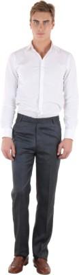Coaster Slim Fit Men's Blue Trousers