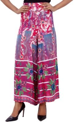 GMI Regular Fit Women's Multicolor Trousers