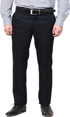 Lee Marc Regular Fit Men's Dark Blue Trousers