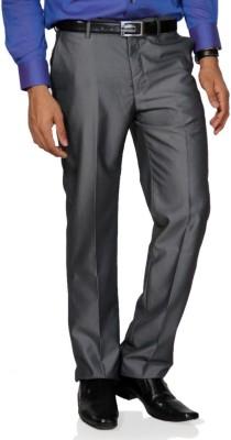 Provogue Slim Fit Men's Black Trousers