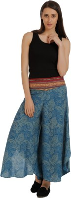 Holidae Regular Fit Women,s Blue, Green Trousers
