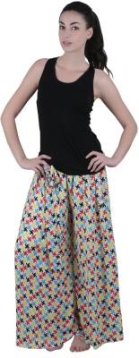 Vixenwrap Regular Fit Women's White Trousers