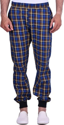 Cortos Regular Fit Men's Multicolor Trousers
