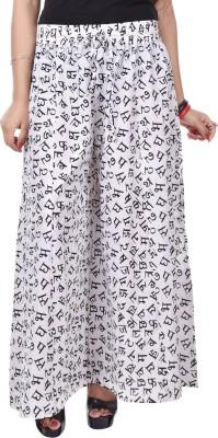 Artisan Creation Regular Fit Women's White Trousers