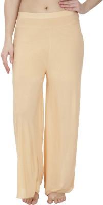 Secret Wish Regular Fit Women's Beige Trousers