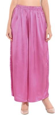 Rashik Regular Fit Women's Pink Trousers