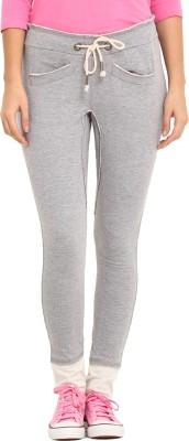 Camino Regular Fit Women's Grey Trousers