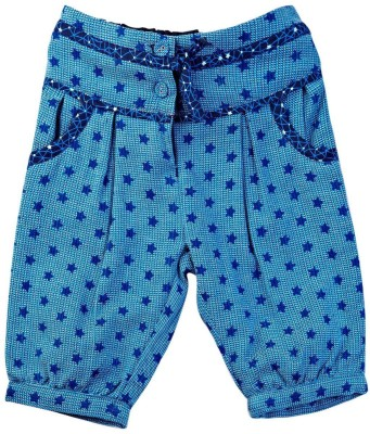 Mom & Me Regular Fit Girl's Blue Trousers