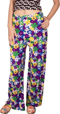 Timberlake Regular Fit Women's Multicolor Trousers