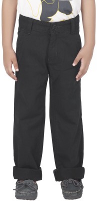 SuperYoung Regular Fit Boy's Dark Blue Trousers