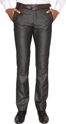 Fairro Trousers Regular Fit Men's Grey Trousers