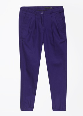 Van Heusen Women's Trousers at flipkart