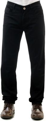 Mark Astro Regular Fit Men's Black Trousers