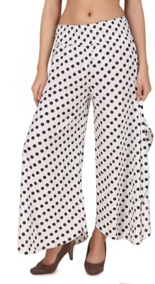 One Femme Regular Fit Women's Multicolor Trousers