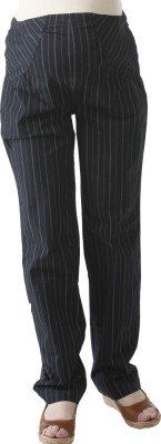Morph Maternity Regular Fit Women's Black Trousers