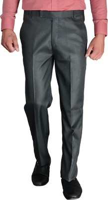desert player Slim Fit Men's Blue Trousers