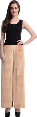 Selfie Regular Fit Women's Beige Trousers