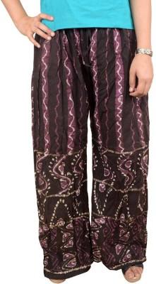 Shopatplaces Regular Fit Women's Multicolor Trousers