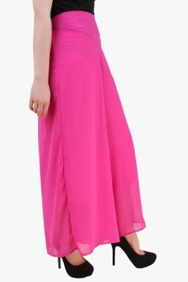 Modattire Regular Fit Women's Pink Trousers