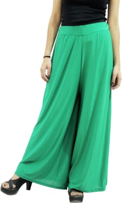 Henry Club Regular Fit Women's Green Trousers