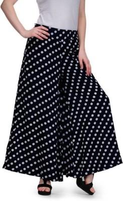 BuyNewTrend Slim Fit Women's Black Trousers at flipkart
