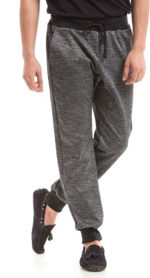 Shuffle Regular Fit Men's Grey Trousers