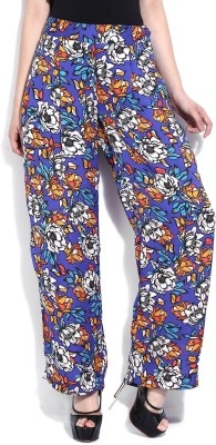 Allen Solly Womens Multicolor Trousers