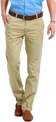 American Regular Fit Men's Beige Trousers