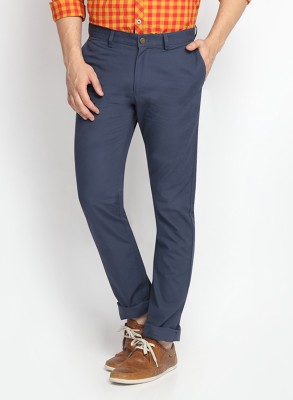 SUITLTD Skinny Fit Men's Grey Trousers