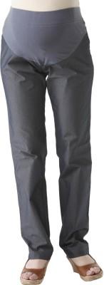 Morph Maternity Regular Fit Women's Grey Trousers
