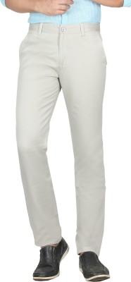 Sloper Regular Fit Men's Grey Trousers