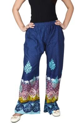 Lystock Regular Fit Women's Multicolor Trousers