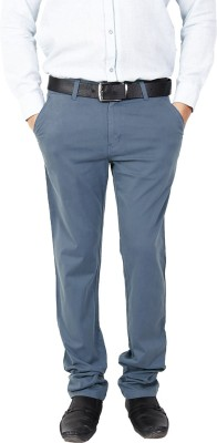 Crocks Club Slim Fit Men's Light Blue Trousers
