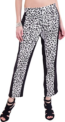 Saiarisha Regular Fit Women's Black Trousers