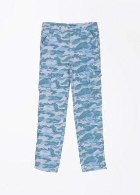 Cherokee Kids Boy,s Blue, Green Trousers