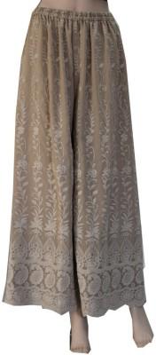 matelco Regular Fit Women's Beige Trousers