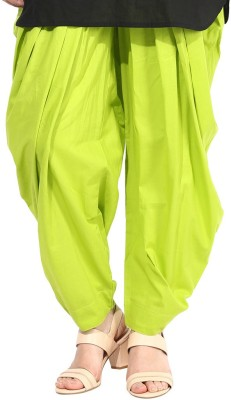 DESIGN HOUSE Regular Fit Women's Green Trousers