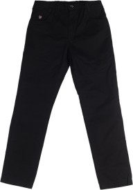 Us Polo Kids Slim Fit Boys Trousers
