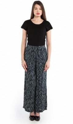 SbuyS Regular Fit Women's Black Trousers