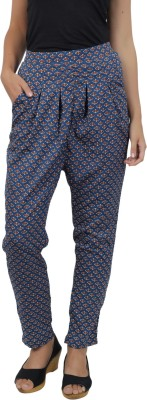Mineral Regular Fit Women's Blue Trousers