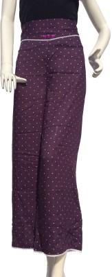 Jupi Regular Fit Women,s Pink, White, Blue, Purple Trousers